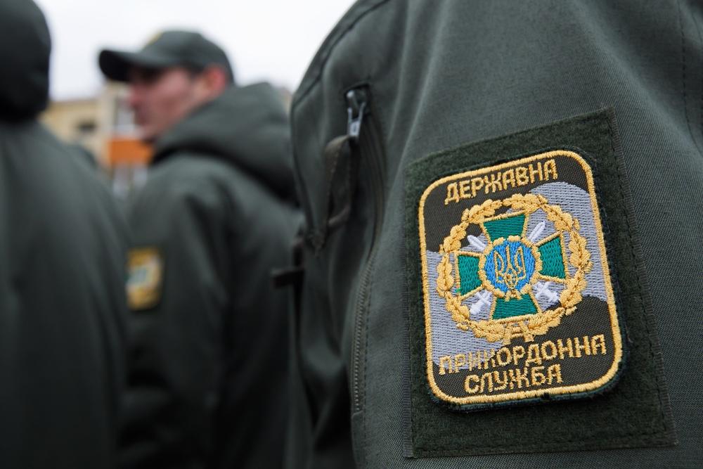 В аэропорту Борисполь киргиз убегал от пограничников