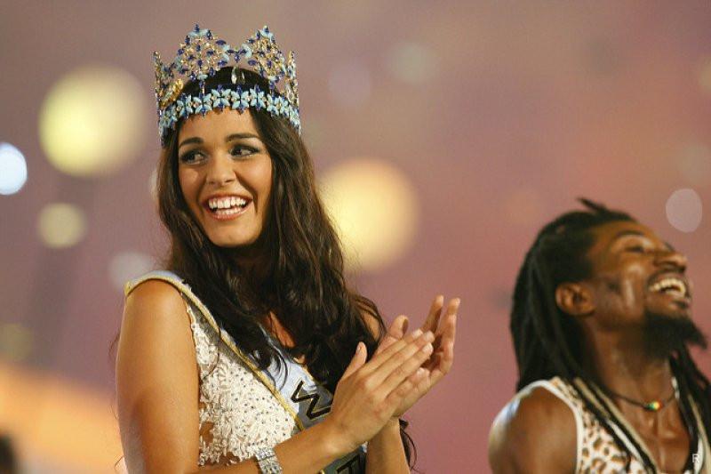 """Бывшая """"Мисс мира"""" стала мэром Гибралтара"""