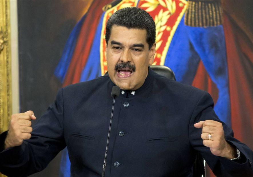 Эрдоган стал на сторону Мадуро на фоне протестов в Венесуэле