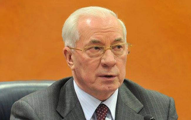 Евросоюз планирует отменить санкции против Азарова и Ставицкого, – журна...