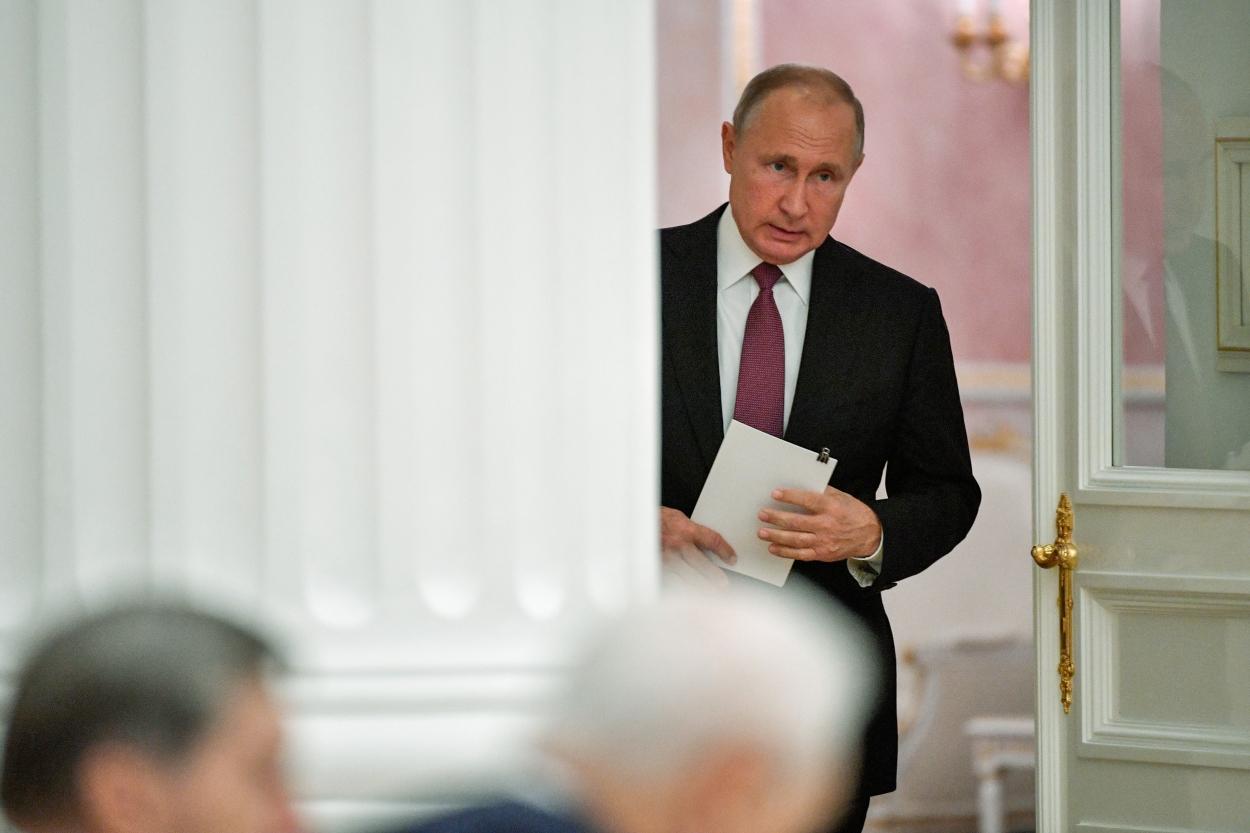 """Путин """"на ногах"""" встретится с мировыми лидерами на саммите в Осаке"""