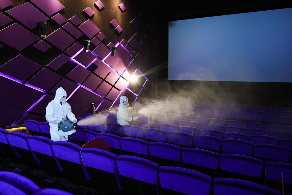Готовь попкорн. Когда откроются кинотеатры в Украине и что они покажут з...