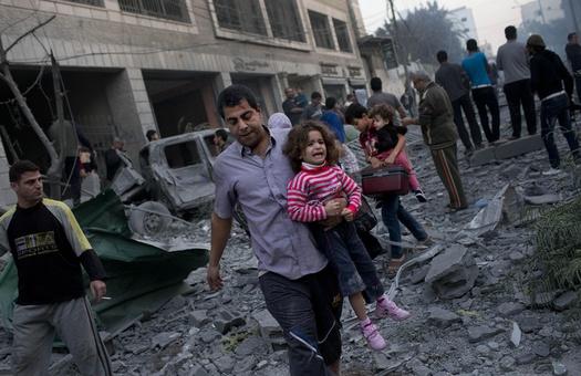 Израиль призвал жителей Газы эвакуироваться из приграничных районов