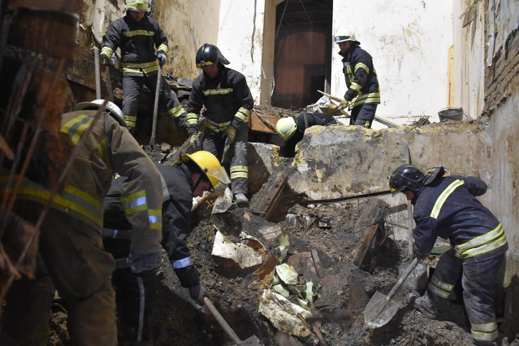 Пожар в одесском колледже: Количество погибших увеличилось