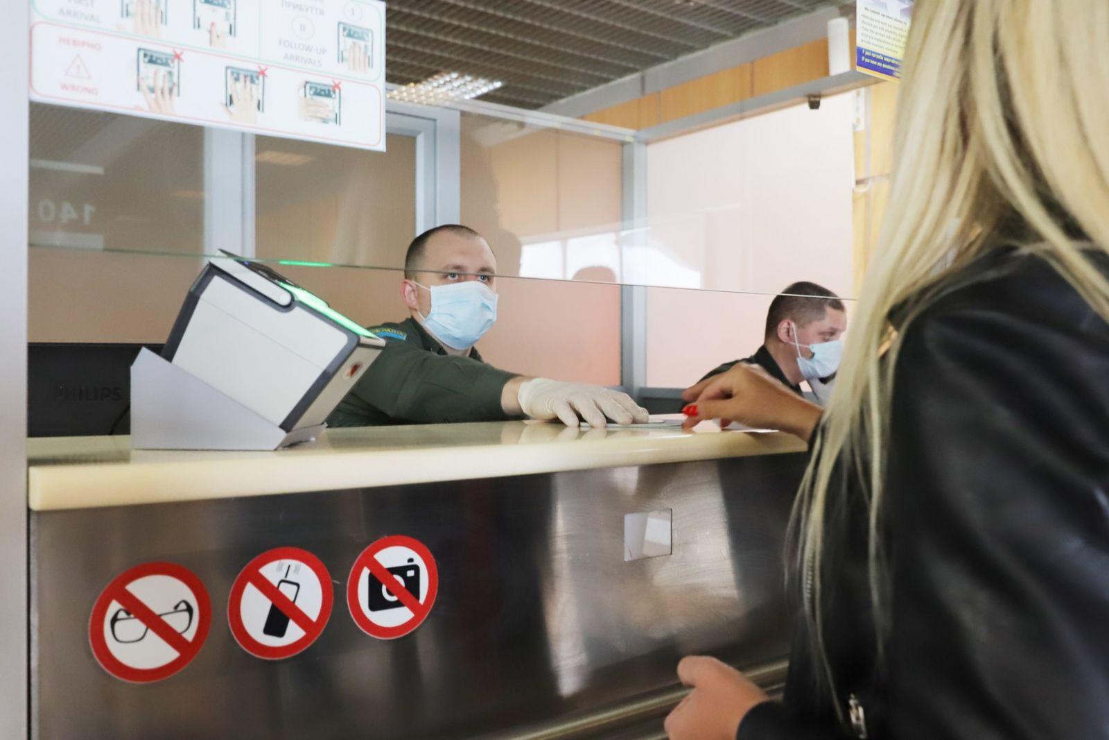 У белорусских оппозиционеров, возможно, есть вид на жительство в Украине