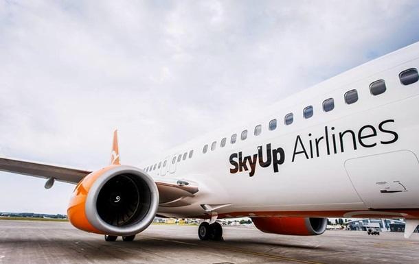 Авиакомпания SkyUp запускает 4 новых рейса из Харькова