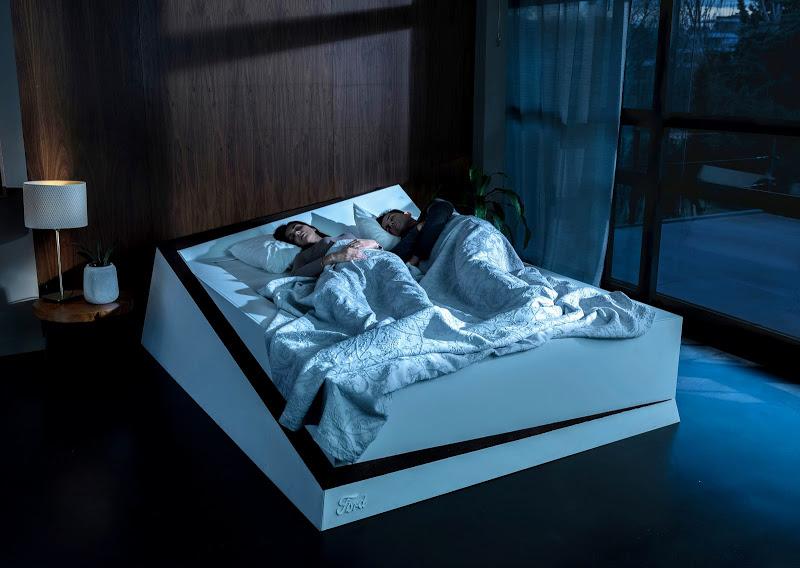 Ford поможет справедливо поделить кровать