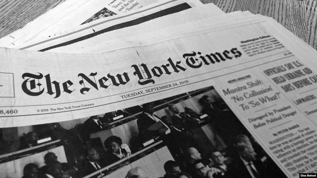 """The New York Times будет писать слова """"черный"""" и """"белый"""" по-новому"""