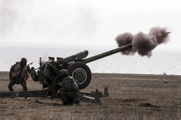 Боевики на 23 февраля обстреляли сами себя у Веселенького, – штаб ОС