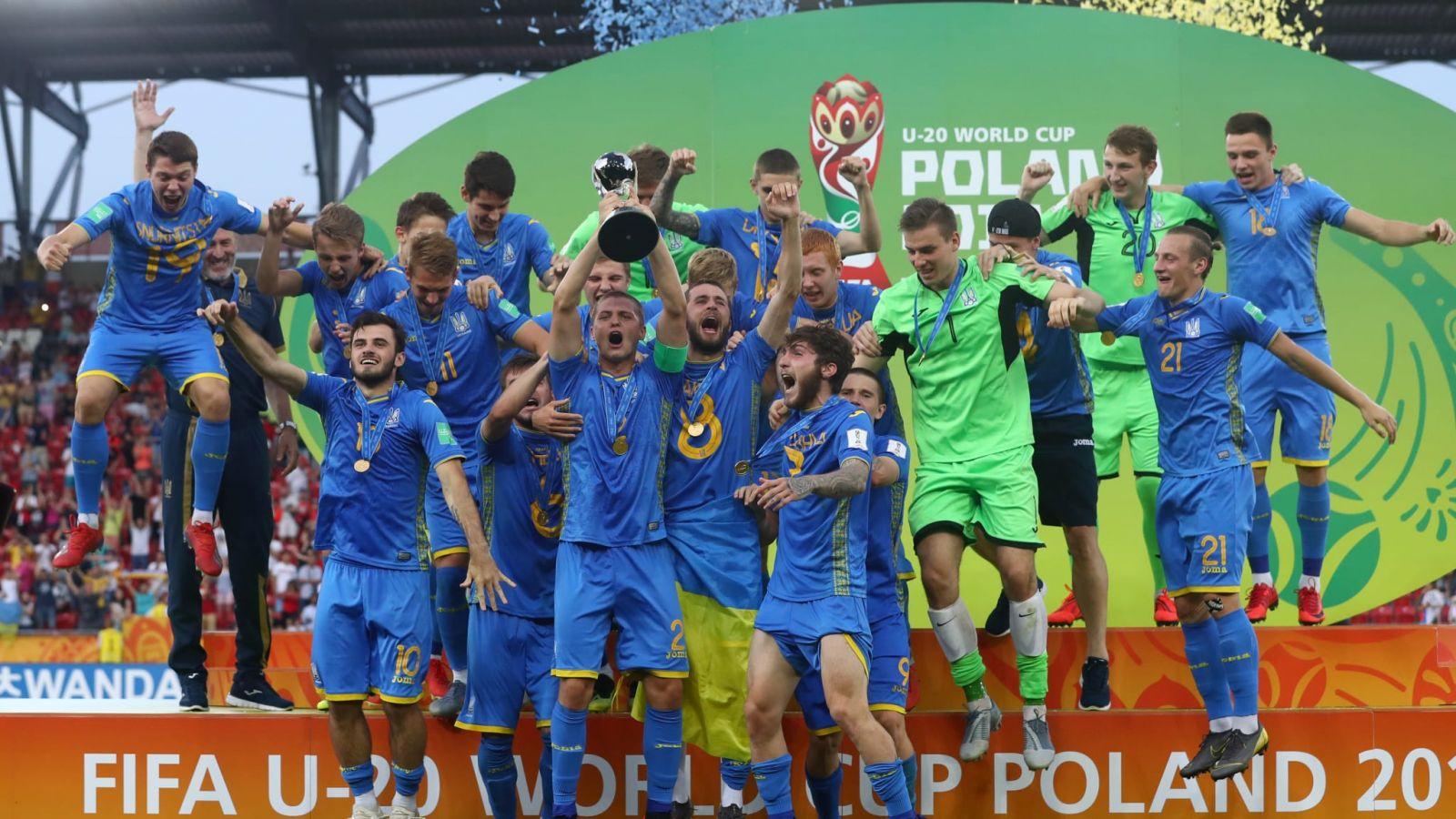 Обыграв в финале Южную Корею, сборная Украины стала чемпионом мира по фу...