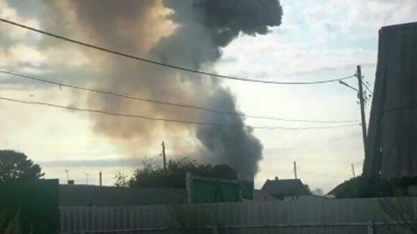 В результате взрывов под Ачинском пострадал 31 человек