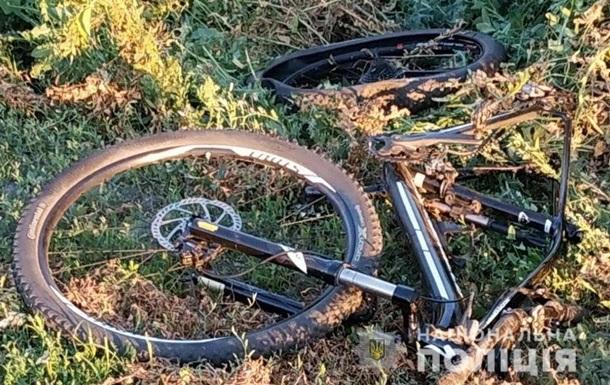 В Полтавской области в двух ДТП погибли три велосипедиста