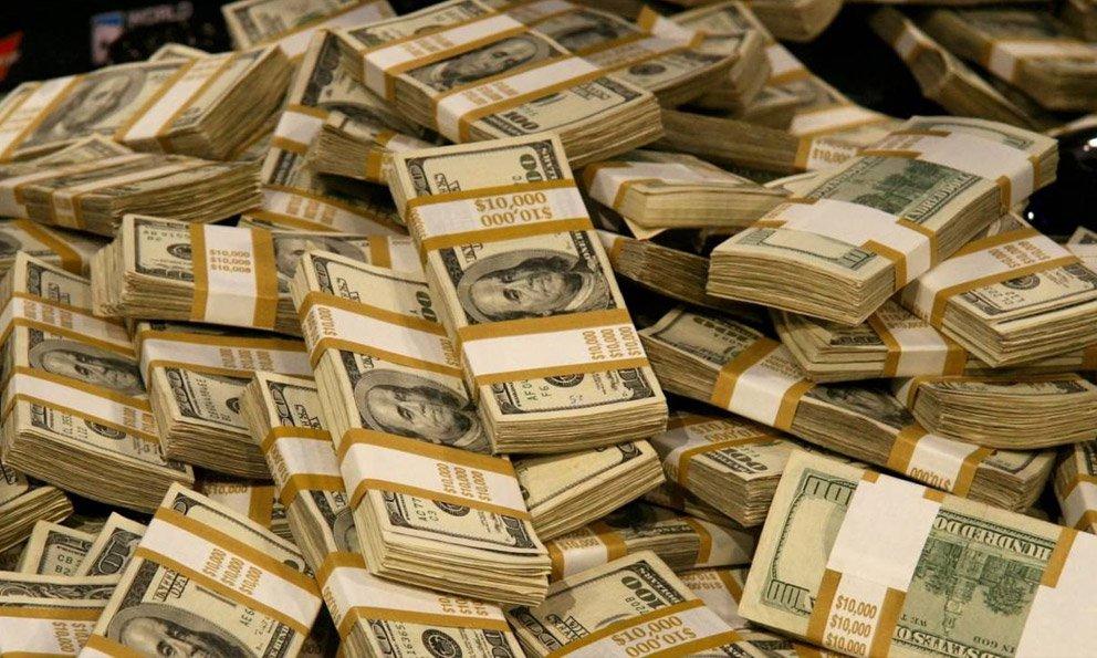 Международные резервы Украины по итогам мая составили меньше 20$ млрд