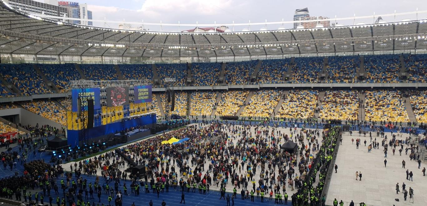 """На """"Олимпийский"""" пришло 22 тысячи человек, – МВД"""