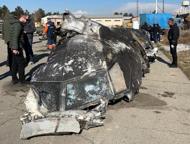Крушение самолета МАУ под Тегераном: Иран назвал условия передачи Украин...