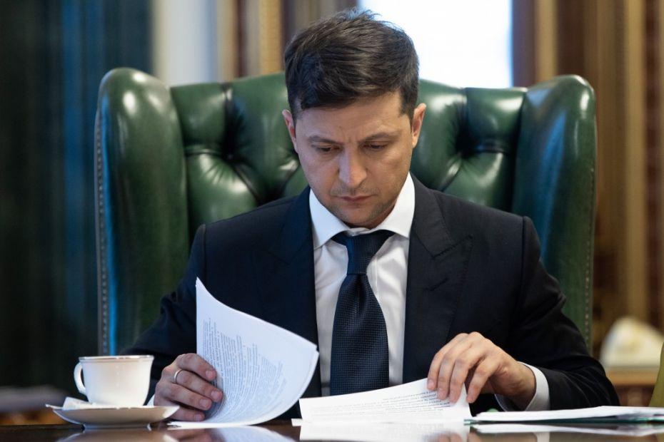 Зеленский создал Офис президента и назначил его главой Богдана