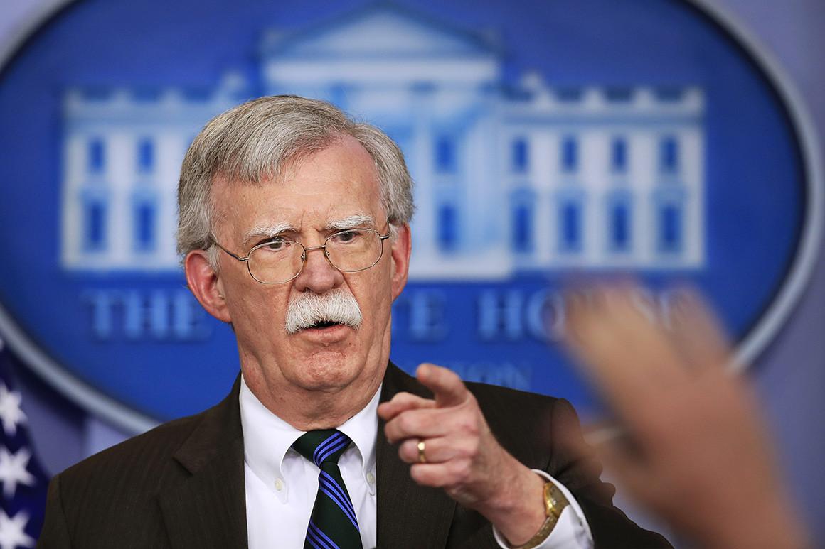Джон Болтон призвал Пентагон подготовить план удара по Ирану, - СМИ