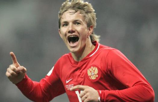 Зенит предложил Тоттенхэму продать Павлюченко за 11 млн. евро