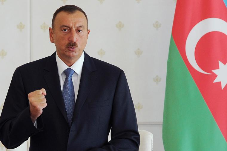 Ильхам Алиев в четвертый раз выиграл выборы в Азербайджане, - экзит-полл