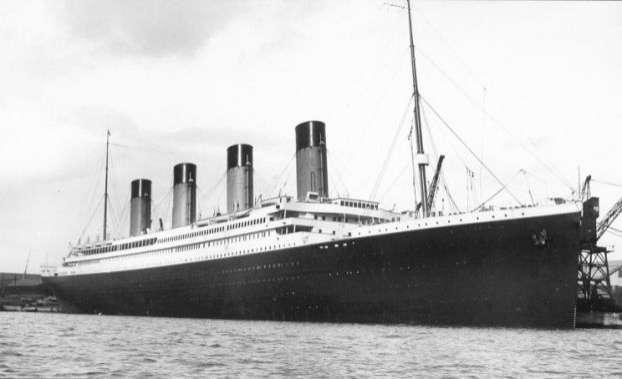 """Последнее письмо с """"Титаника"""" продали за 166 тысяч долларов"""