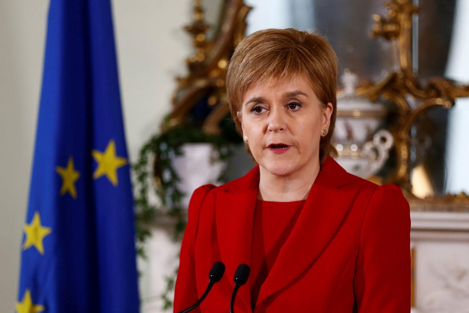 Шотландия намерена провести референдум о независимости в следующем году
