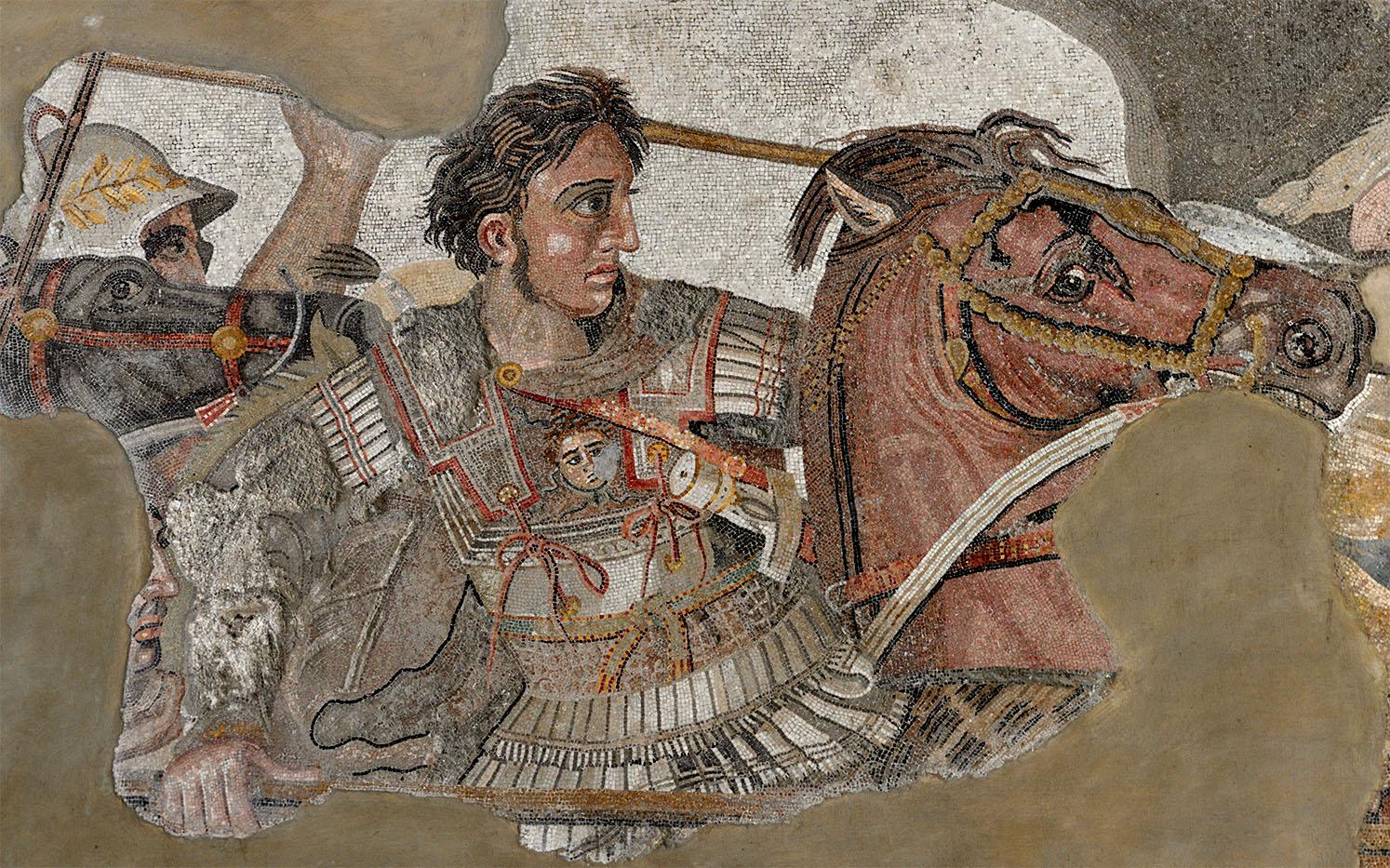 Александр Македонский мог умереть от процедуры бальзамирования
