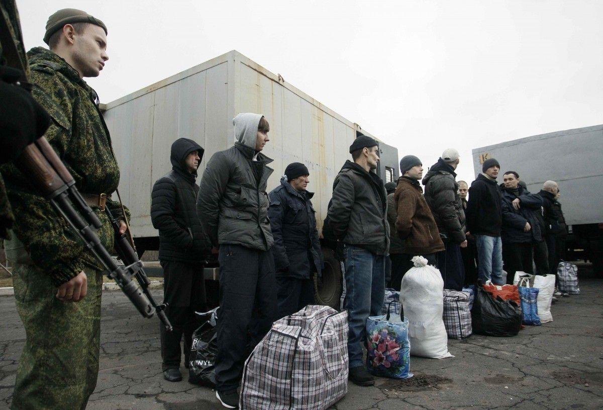 Часть заключенных из списка обмена отказались возвращаться в ОРДЛО, – Ро...