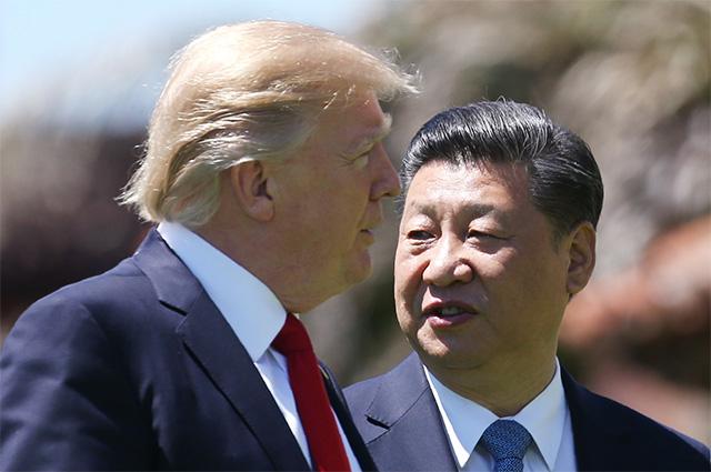 Торговые переговоры между США и КНР перенесены