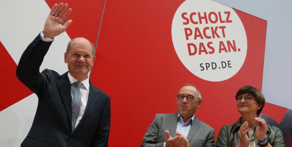 Новая Германия.  Что изменится для Украины после победы СДПГ на выборах в Бундестаг