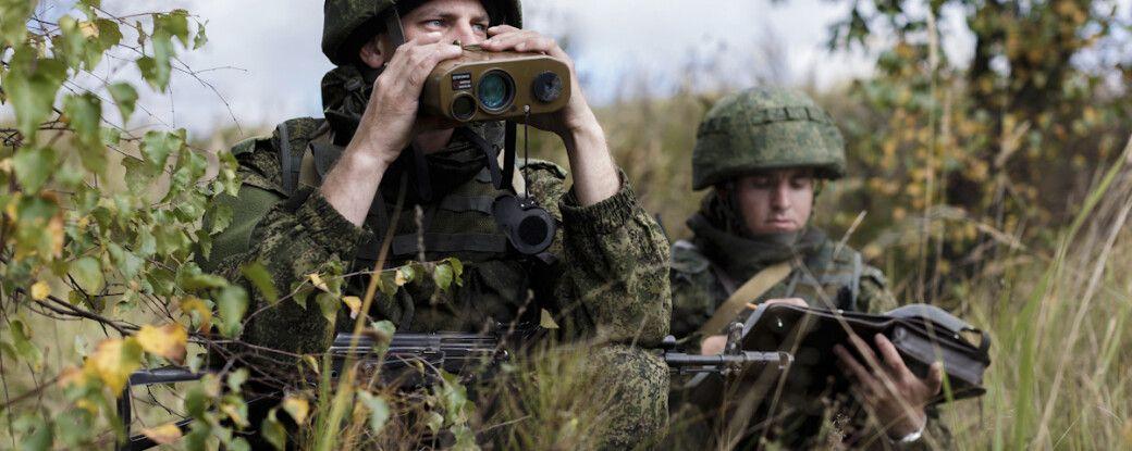 Напряженность на украинско-российской границе