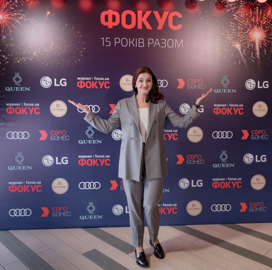 Ольга Василевська-Смаглюк фото