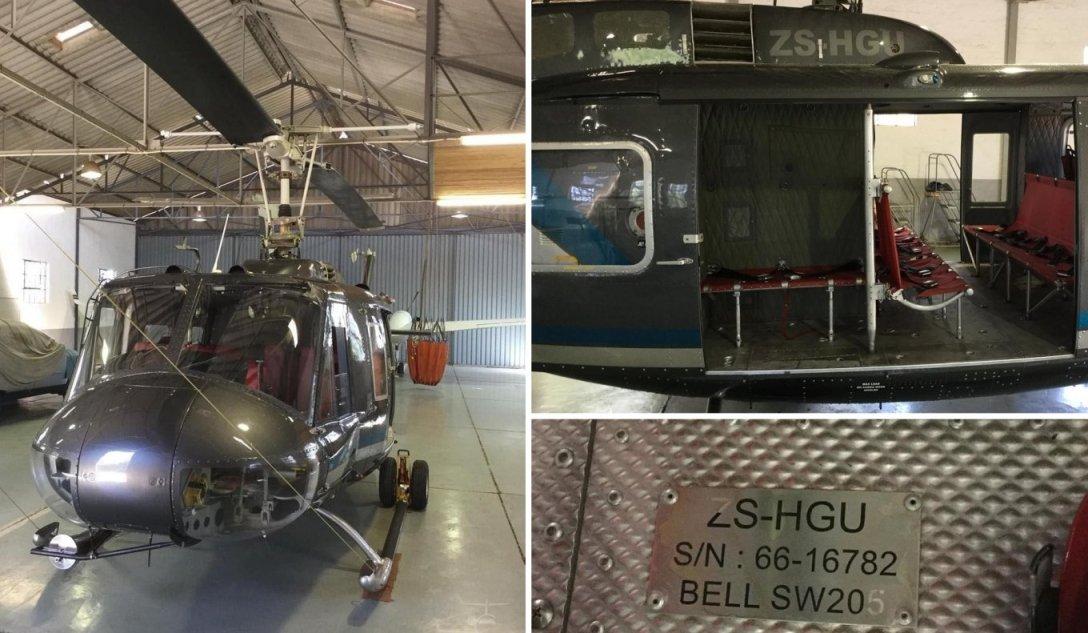 производство вертолетов в одессе