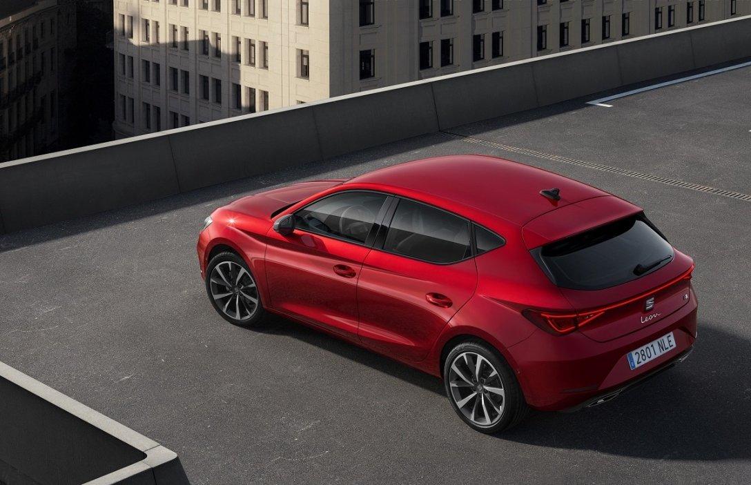 экстерьер, новый хэтчбек, новый SEAT Leon четвертого поколения