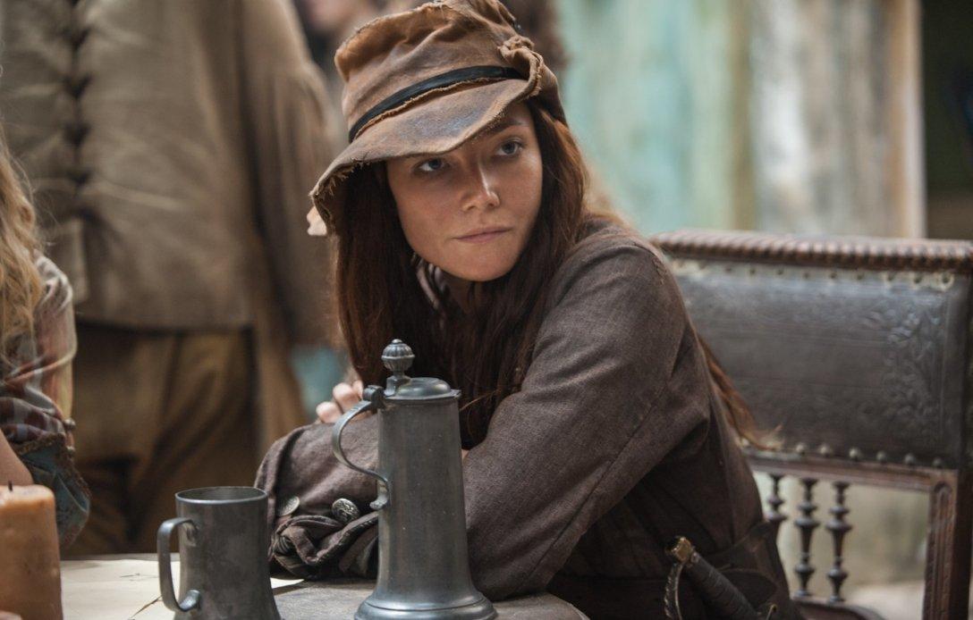 клара пэджет, черные паруса, актриса, дочь маркиза англси, оскар туттиет