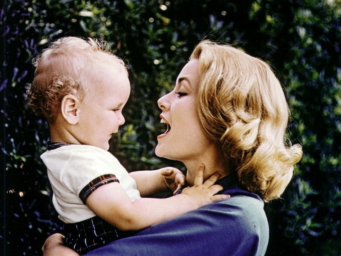 дети Грейс Келли, фото, княгиня Монако