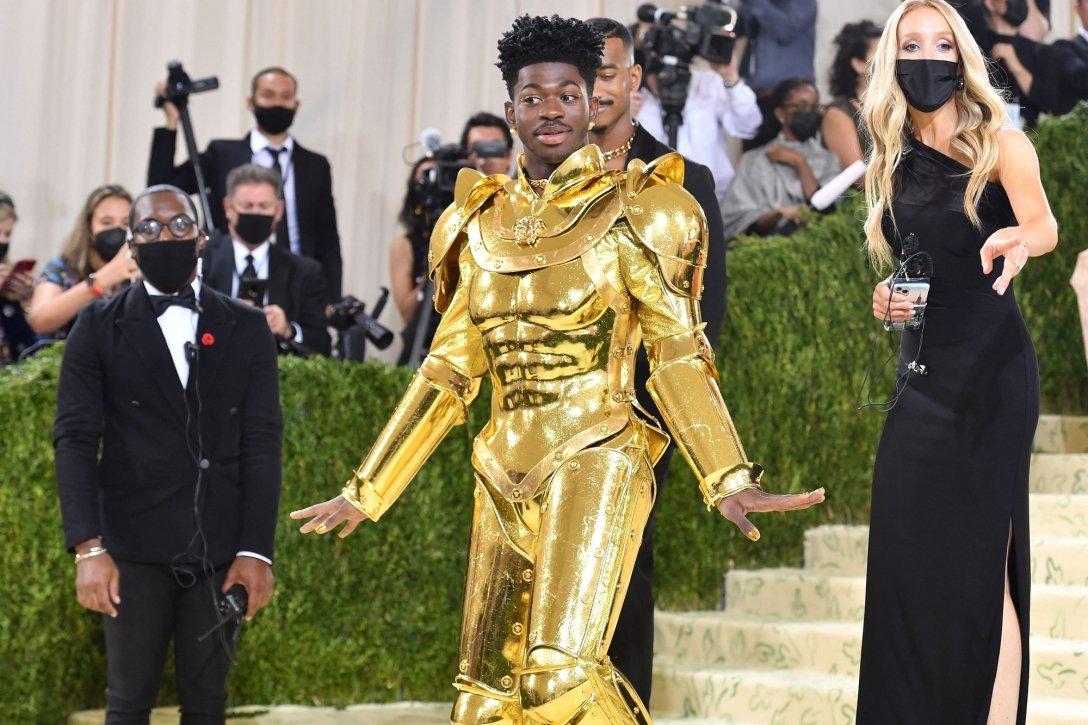 Lil Nas X, мет гала 2021