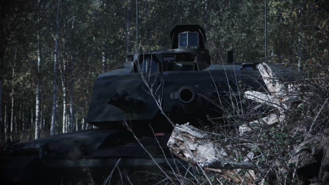 новый танк challenger 3