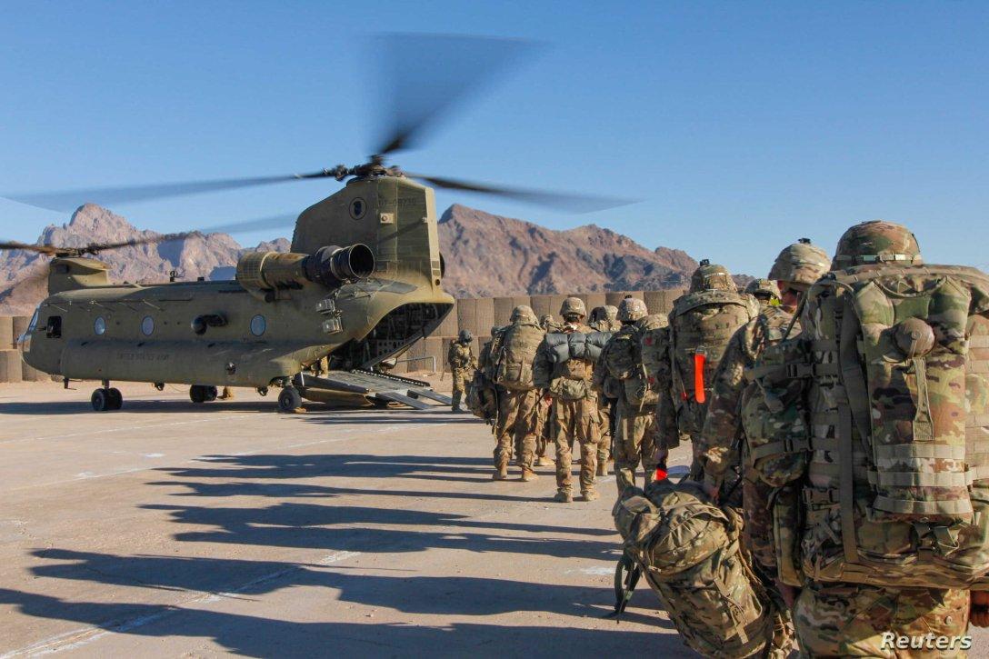 Штаты уходят, и перекладывают афганскую проблему на плечи региональных сил: Индии, Китая, Пакистана, Ирана, Катара, Турции, Саудовской Аравии, России и ОАЭ