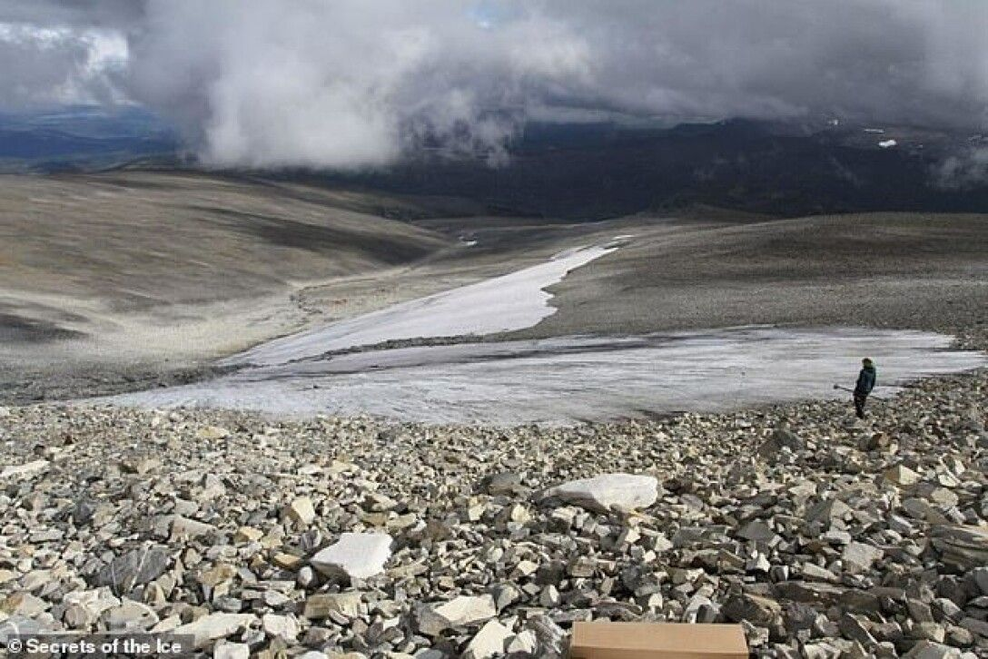 Ледник Лангфонн