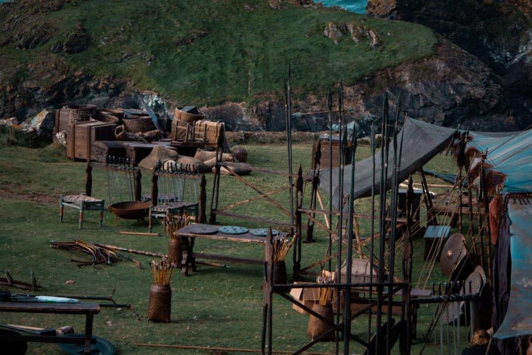 дом дракона, приквел игры престолов, съемки сериала
