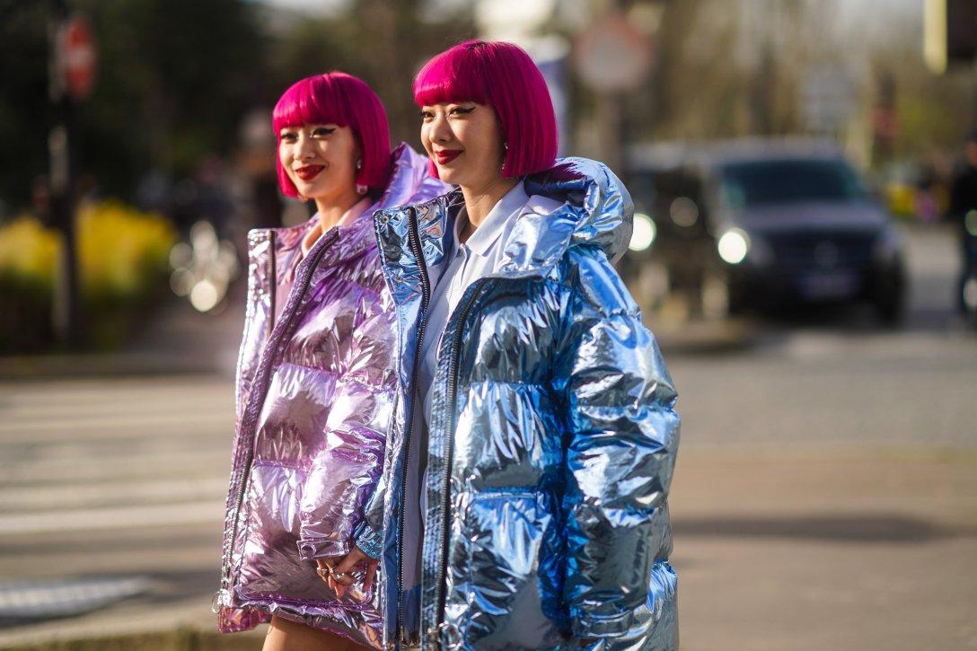 пуховик 2021 фото, тренд сезона, верхняя одежда