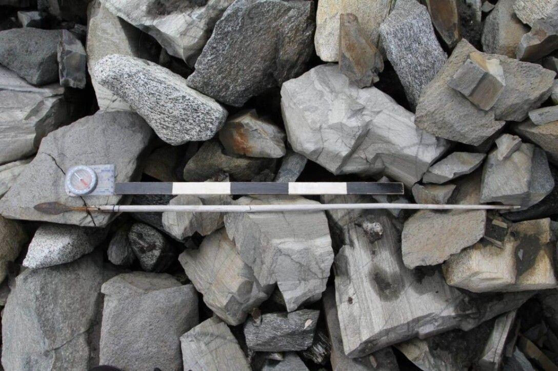 В Норвегии на растаявшем леднике обнаружили тысячелетние артефакты