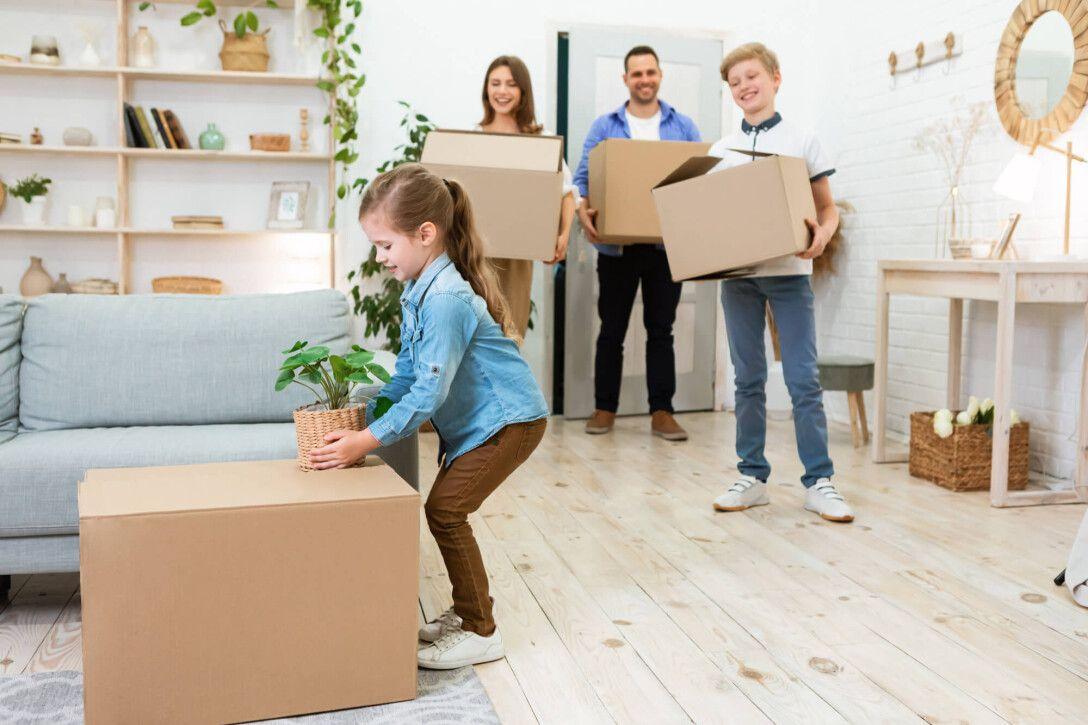 новая квартира, фото, переезд, ипотека в украине для молодых семей
