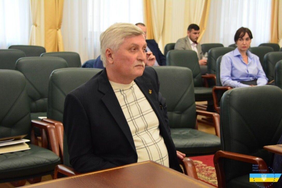 Анатолий Целух, судья Малиновского районного суда города Одессы, взятка, ВАКС