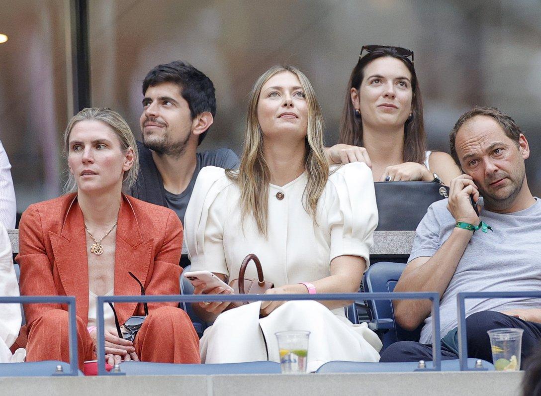 финал US Open 2021, мария шарапова