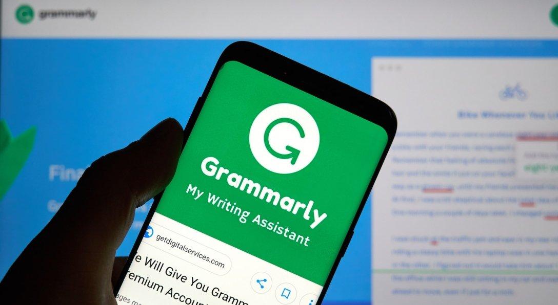 Языковой сервис Grammarly