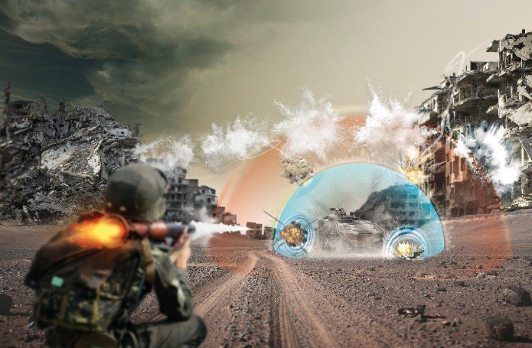 защита танка от птуров