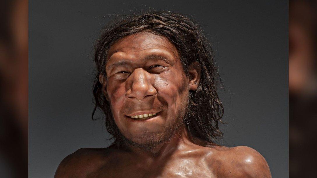 Неандерталец по имени Крайн. Реконструкция.