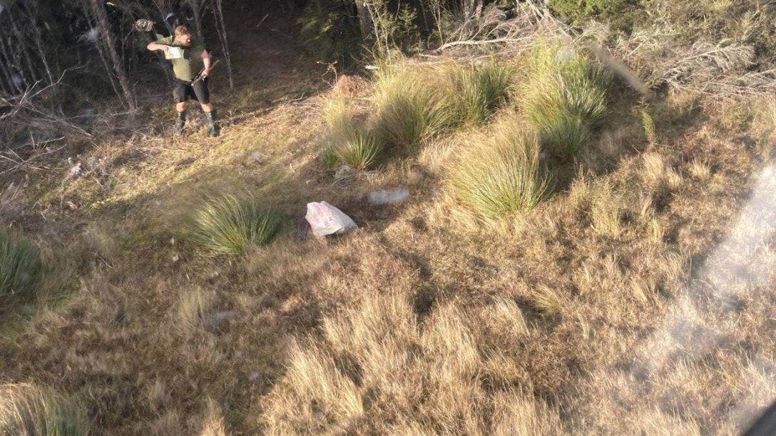 джеймс брайант, вертолет, сдался полиции, новая зеландия