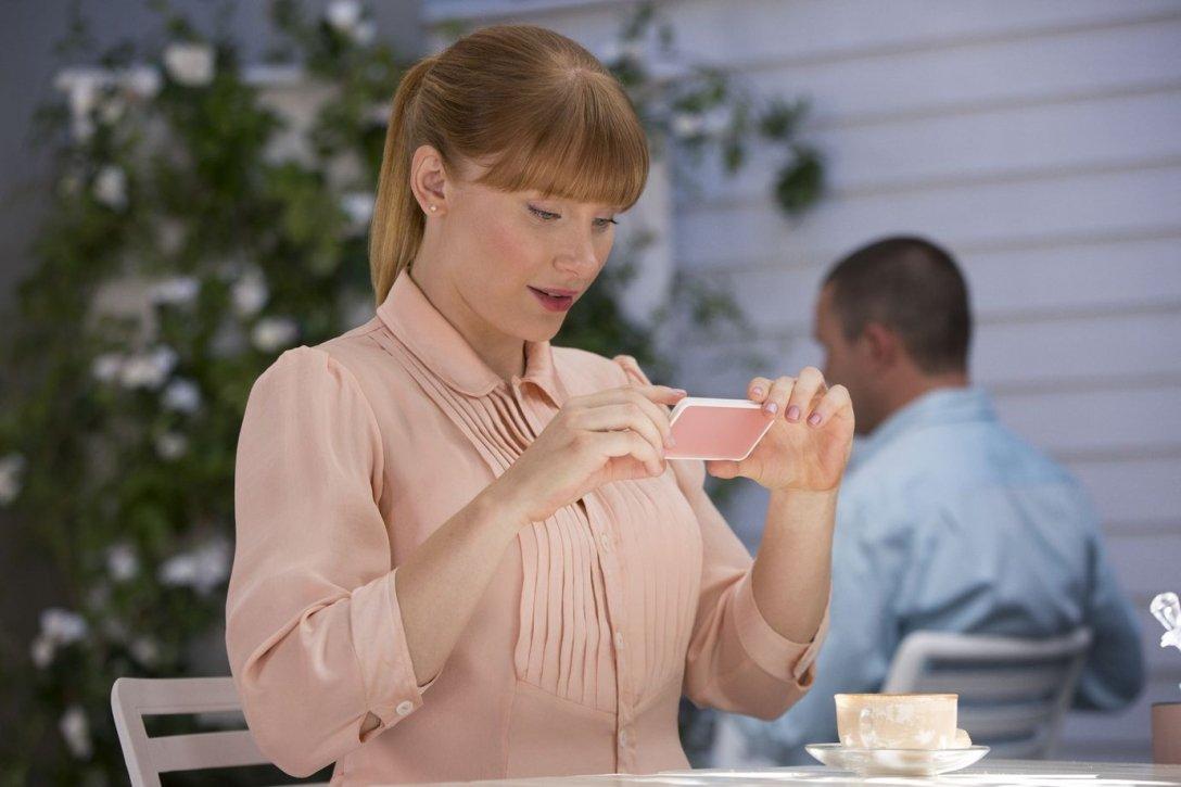 смартфон, фото, девушка